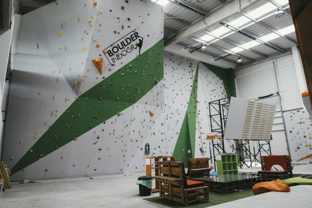 Zona Corda. Boulder Indoor
