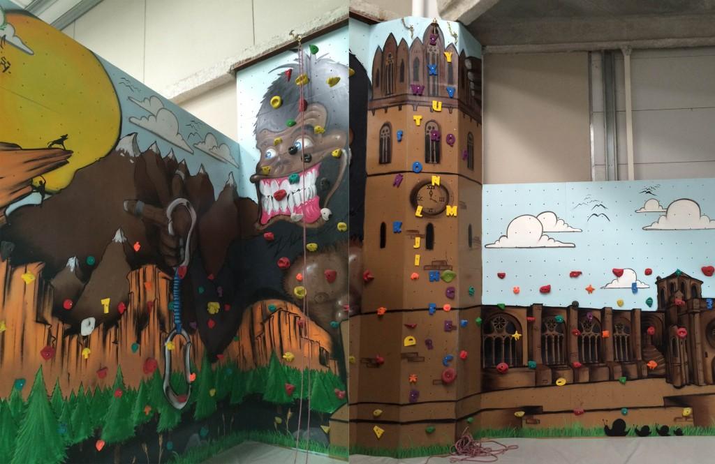 Zona Infantil Boulder Indoor